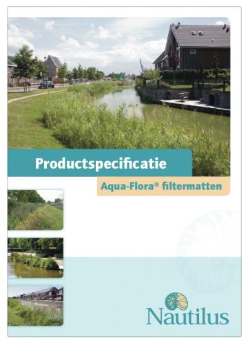 Productspecificaties Aqua-Flora® matten